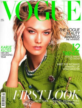 Vogue August 2019
