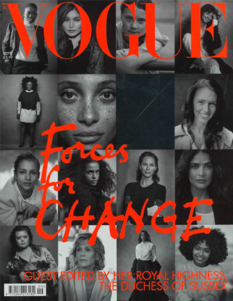 British Vogue Septembre 2019