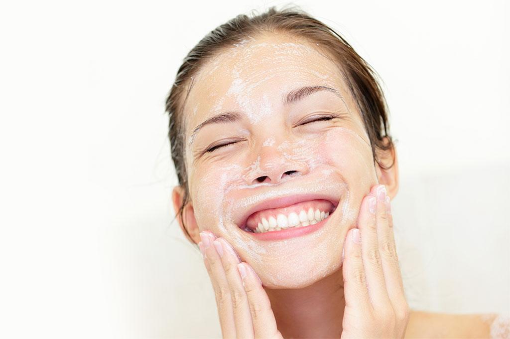 Gode hudpleierutiner og daglig rens