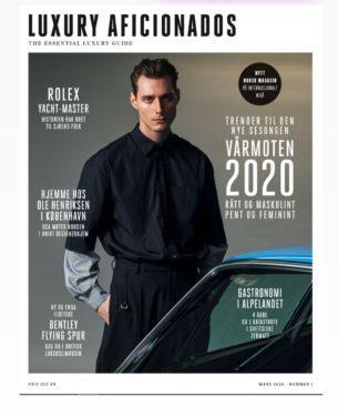 Luxury Aficionaados Mars 2020