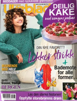 Norsk Ukeblad Mai 2020